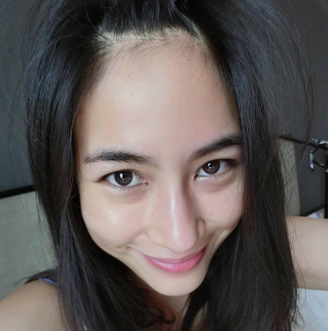 Đọ mặt mộc 100% của loạt mỹ nhân hàng đầu showbiz Thái: Có khi còn đẹp hơn cả trang điểm - Ảnh 34.