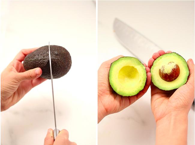 Khi cắt bơ: Chỉ cần 1 thay đổi nhỏ sẽ khiến mọi thứ đơn giản, an toàn hơn - Ảnh 2.
