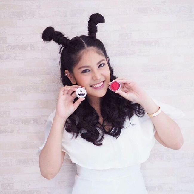 Diện chán tóc búi nửa, con gái châu Á chuyển sang mê mệt tóc búi 2 sừng siêu ngộ nghĩnh - ảnh 14