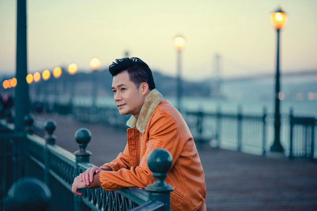 Ca sĩ Quang Dũng mất 2 năm thực hiện album các tình khúc nhạc Pháp - Ảnh 3.
