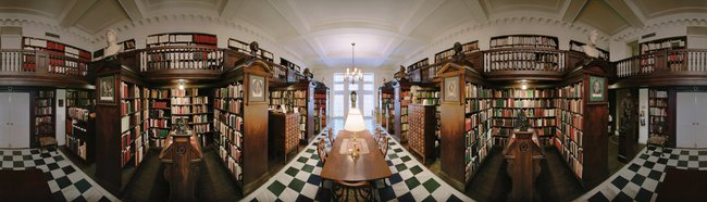 19 thư viện có kiến trúc tuyệt đẹp tại Mỹ - Ảnh 15.