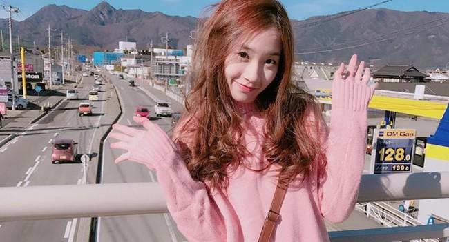 Nữ sinh Thái Lan nổi tiếng vì có gương mặt giống Yoona (SNSD) - ảnh 8