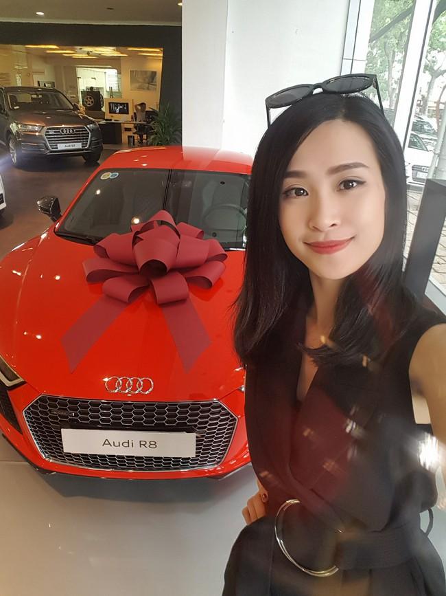 Ông Cao Thắng chi 13 tỷ đồng mua siêu xe tặng Đông Nhi - Ảnh 1.
