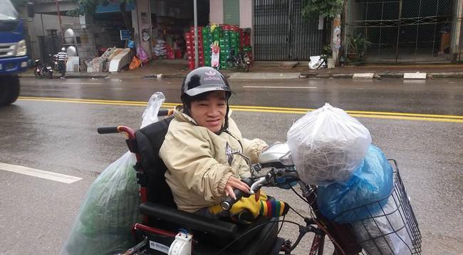 Tình yêu cổ tích của chàng trai xương thủy tinh từng vượt 300km ra Hà Nội đăng ký hiến xác - Ảnh 1.