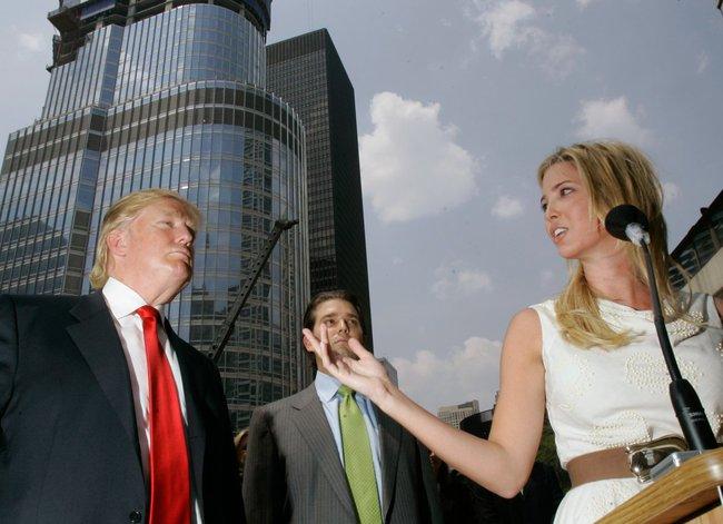 Từ cô con gái nhà giàu đến đệ nhất tiểu thư Mỹ: Cuộc sống sang chảnh từ trứng nước của Ivanka Trump - ảnh 16