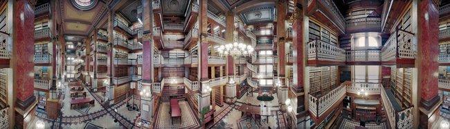 19 thư viện có kiến trúc tuyệt đẹp tại Mỹ - Ảnh 16.