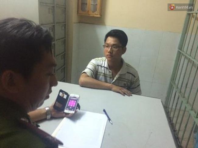 Nam sinh viên ở Sài Gòn dàn cảnh cướp 10 lượng vàng ngay tại nhà mình - Ảnh 1.