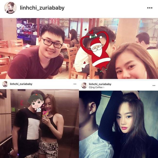 Loạt bằng chứng cho thấy Lâm Vinh Hải hiện đang hẹn hò cùng Linh Chi - Ảnh 3.