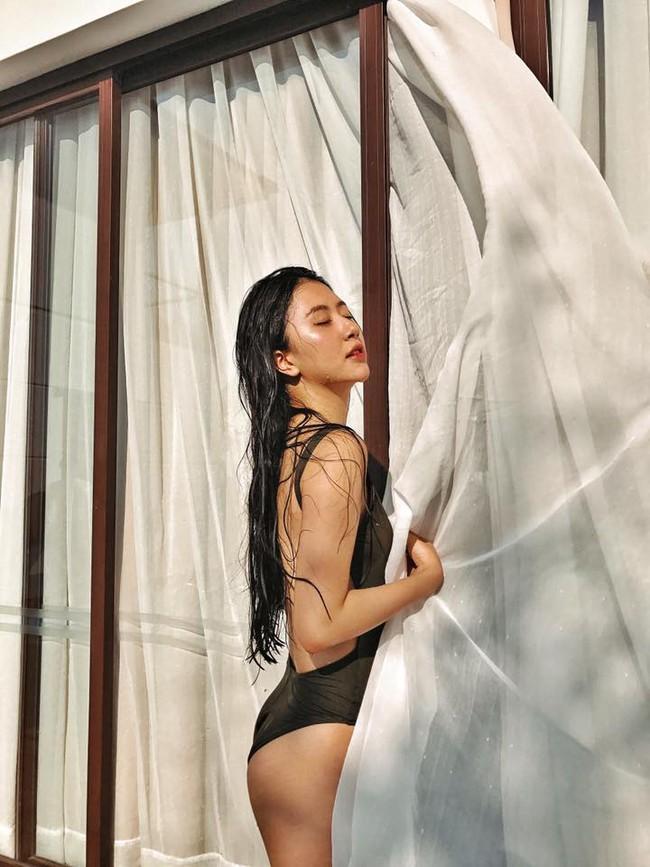 Chưa bao giờ, Quỳnh Anh Shyn tự tin tạo dáng sexy táo bạo như thế này - Ảnh 9.