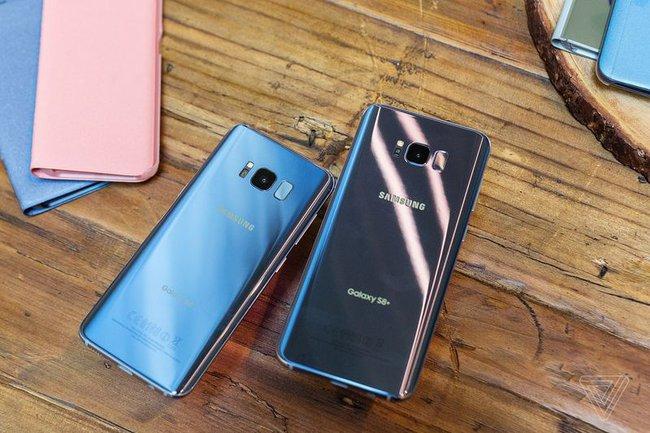 Galaxy S8 và S8 Plus mỗi người một vẻ, mười phân vẹn mười, vậy nên mua smartphone nào? - Ảnh 2.