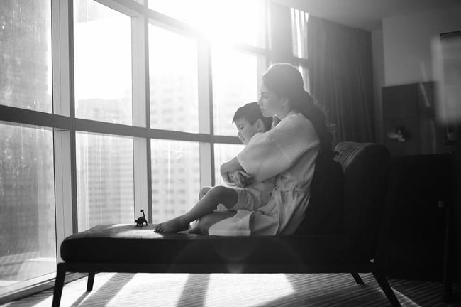 Sau tất cả, Quỳnh Chi đã bình tâm chia sẻ về chuyện thất bại trong việc giành quyền nuôi con - Ảnh 1.