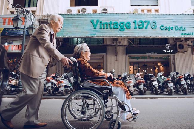 Mùa Valentine, ngắm bộ ảnh ngọt ngào của cụ ông, cụ bà đã 90 tuổi để thấy tình yêu thật tuyệt vời! - Ảnh 6.