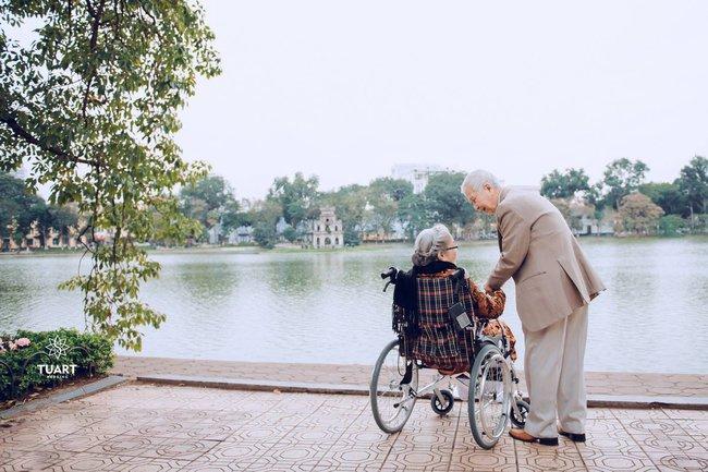 Mùa Valentine, ngắm bộ ảnh ngọt ngào của cụ ông, cụ bà đã 90 tuổi để thấy tình yêu thật tuyệt vời! - Ảnh 23.