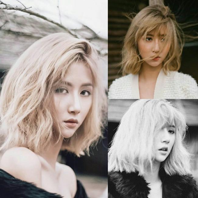 Bắt bài những góc mặt quen thuộc của Quỳnh Anh Shyn khi chụp ảnh sexy, cool ngầu - Ảnh 1.