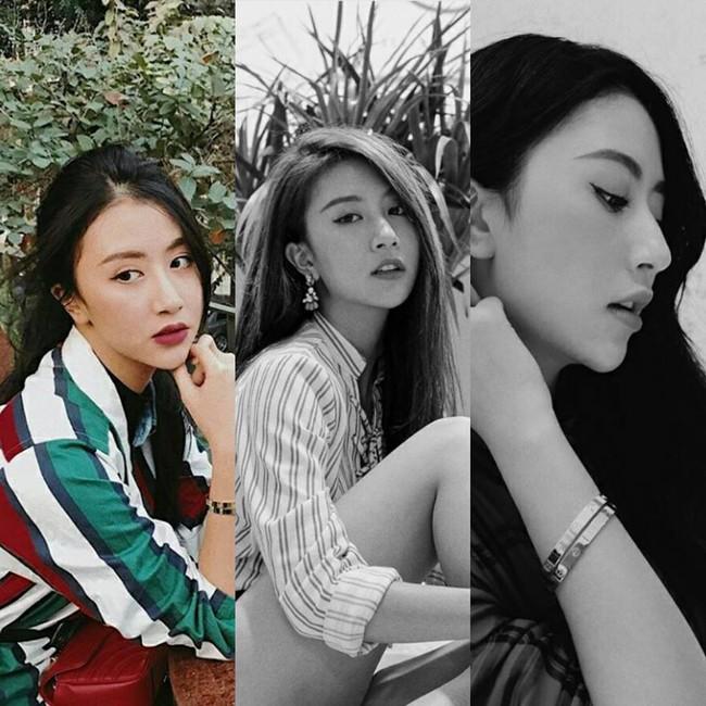 Bắt bài những góc mặt quen thuộc của Quỳnh Anh Shyn khi chụp ảnh sexy, cool ngầu - Ảnh 3.