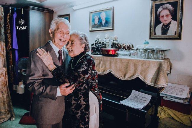 Mùa Valentine, ngắm bộ ảnh ngọt ngào của cụ ông, cụ bà đã 90 tuổi để thấy tình yêu thật tuyệt vời! - Ảnh 16.