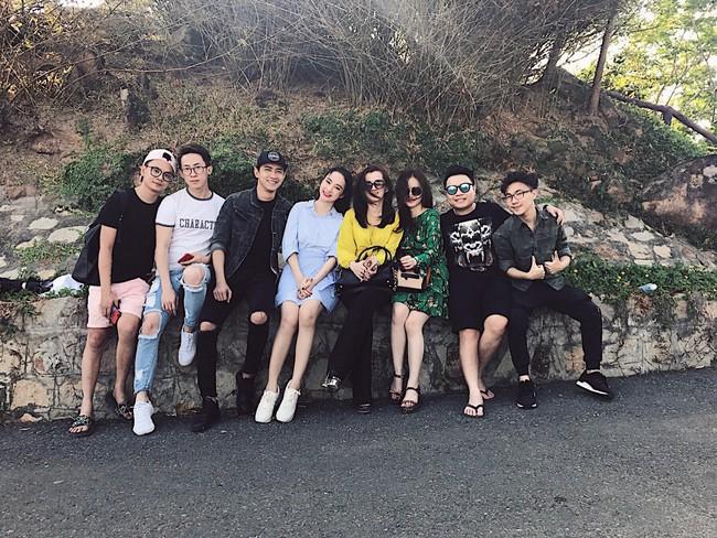 Võ Cảnh đi chơi cùng và thân thiết bên gia đình Angela Phương Trinh trước thềm valentine - Ảnh 3.