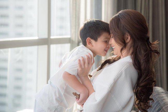 Sau tất cả, Quỳnh Chi đã bình tâm chia sẻ về chuyện thất bại trong việc giành quyền nuôi con - Ảnh 2.