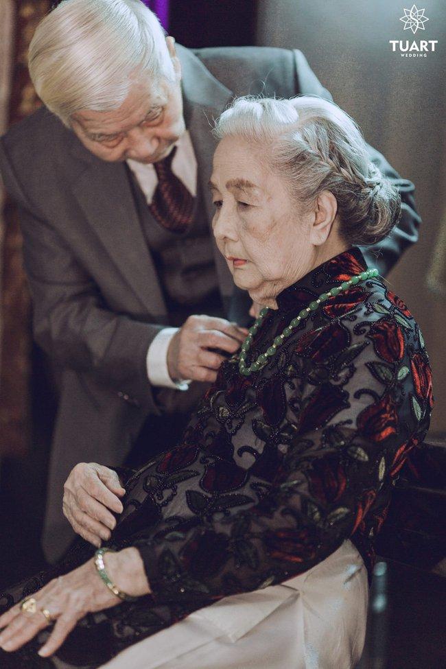 Mùa Valentine, ngắm bộ ảnh ngọt ngào của cụ ông, cụ bà đã 90 tuổi để thấy tình yêu thật tuyệt vời! - Ảnh 9.