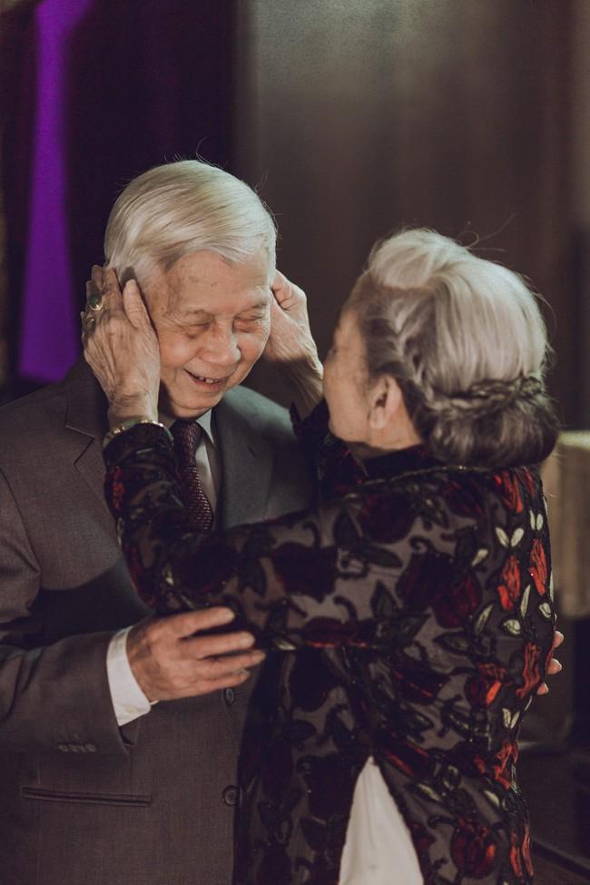 Mùa Valentine, ngắm bộ ảnh ngọt ngào của cụ ông, cụ bà đã 90 tuổi để thấy tình yêu thật tuyệt vời! - Ảnh 8.