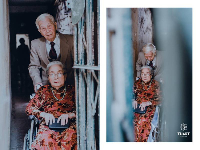 Mùa Valentine, ngắm bộ ảnh ngọt ngào của cụ ông, cụ bà đã 90 tuổi để thấy tình yêu thật tuyệt vời! - Ảnh 5.