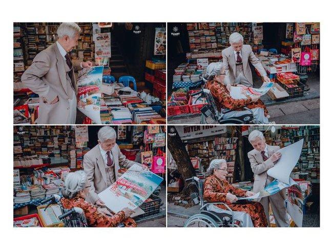 Mùa Valentine, ngắm bộ ảnh ngọt ngào của cụ ông, cụ bà đã 90 tuổi để thấy tình yêu thật tuyệt vời! - Ảnh 4.
