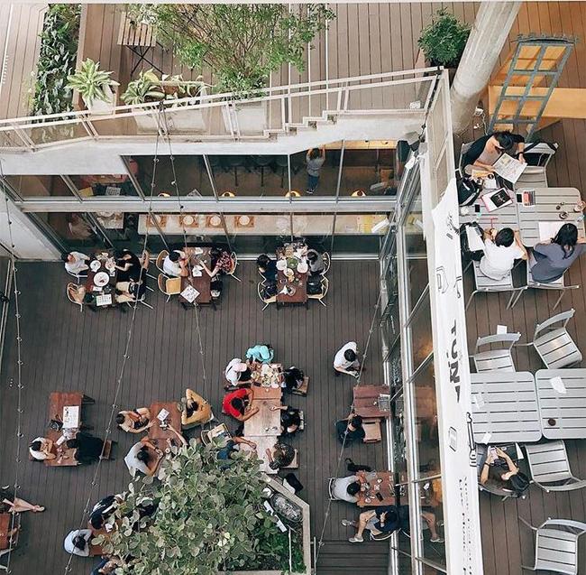 3 tổ hợp cafe - mua sắm cực xinh ở Bangkok mà bạn không thể bỏ lỡ trong chuyến đi tới! - Ảnh 14.