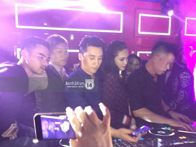 VJ kiêm DJ Seungri quẩy hết mình cùng dàn sao Việt tại bar - Ảnh 11.