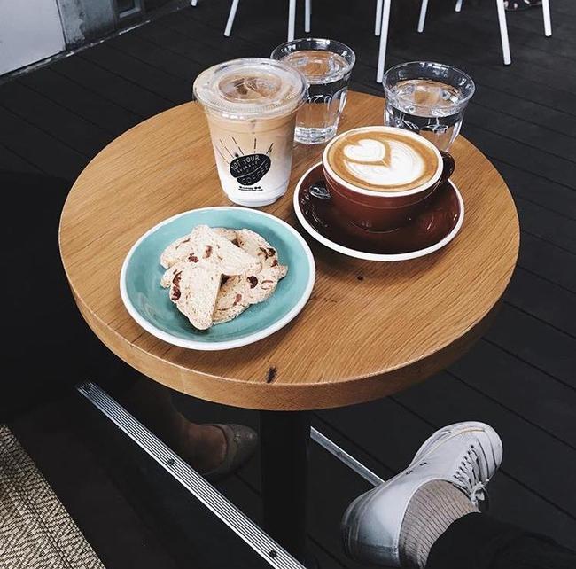 3 tổ hợp cafe - mua sắm cực xinh ở Bangkok mà bạn không thể bỏ lỡ trong chuyến đi tới! - Ảnh 8.