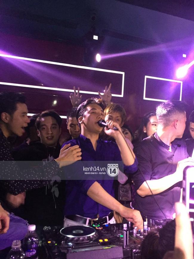VJ kiêm DJ Seungri quẩy hết mình cùng dàn sao Việt tại bar - Ảnh 7.