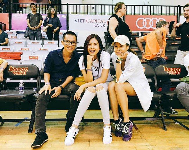 Nguyễn Thị Loan hẹn hò ngôi sao của bóng rổ Việt Nam  - Ảnh 1.