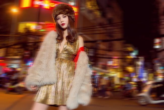 Team Yến Trang tung bộ ảnh streetstyle cực chất trước đêm thi The Remix - Ảnh 11.