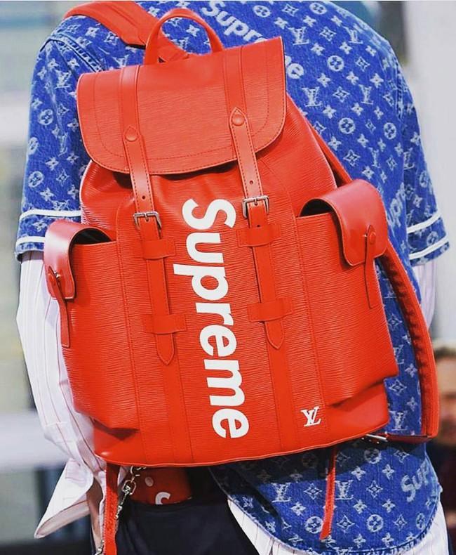 Louis Vuitton x Supreme - BST hàng hiệu xa xỉ mang đẳng cấp dân chơi đang khiến giới thời trang dậy sóng - Ảnh 18.