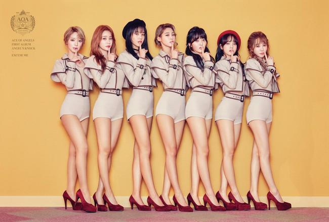 Kpop tuần đầu 2017: AOA bắt chước Big Bang nhưng... fail nặng, 2NE1 đội mồ sống dậy - Ảnh 2.