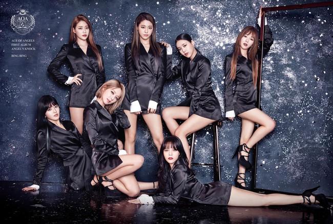 Kpop tuần đầu 2017: AOA bắt chước Big Bang nhưng... fail nặng, 2NE1 đội mồ sống dậy - Ảnh 3.