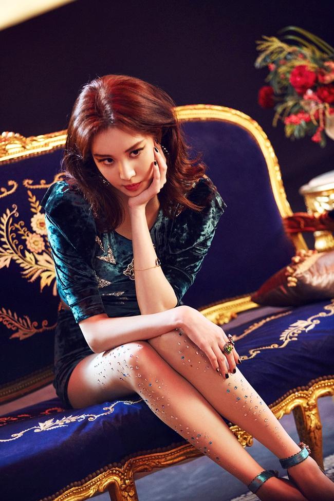 Netizen: Seohyun (SNSD) mà có cửa thắng Suzy à? - Ảnh 2.