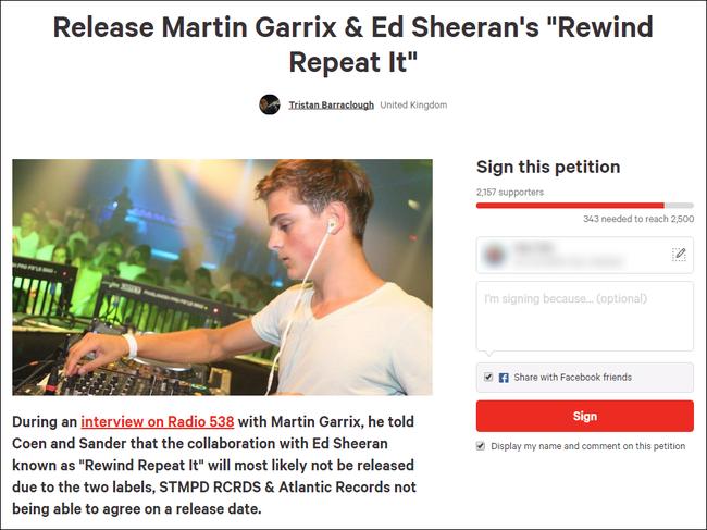 Đây là bản hit đang khiến hàng nghìn fan ký tên đòi Martin Garrix tung bản chính thức - Ảnh 3.