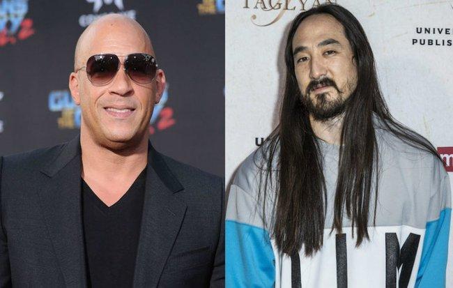 Steve Aoki khen nức nở ca khúc quái vật hợp tác với Vin Diesel - Ảnh 1.