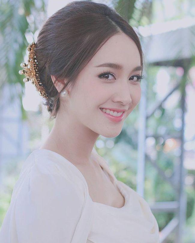 Đọ mặt mộc 100% của loạt mỹ nhân hàng đầu showbiz Thái: Có khi còn đẹp hơn cả trang điểm - Ảnh 27.