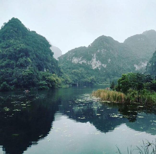 Sau Kong: Skull Island, hãy tới ngay Ninh Bình vì mùa xuân đang là thời điểm nơi đây đẹp nhất! - Ảnh 14.