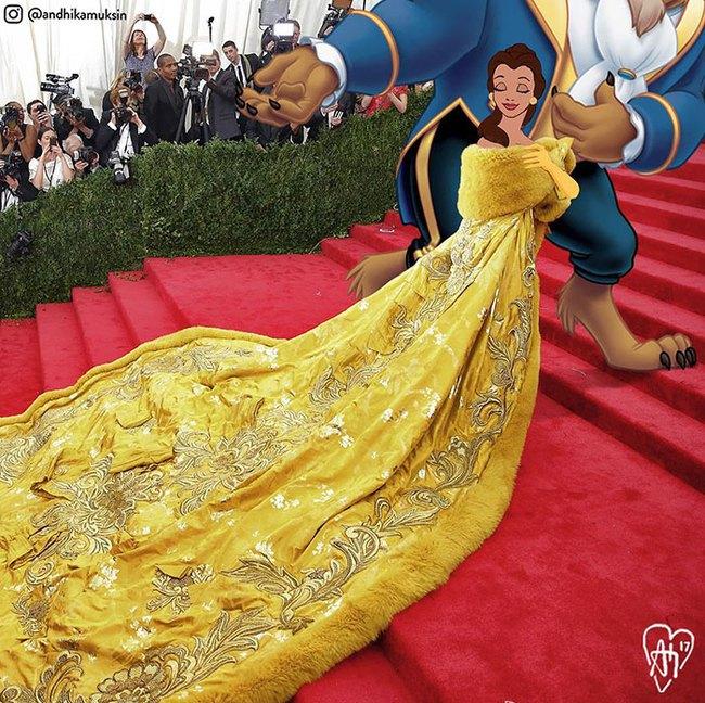 Một ngày theo chân các công chúa, hoàng tử nhà Disney - Ảnh 5.