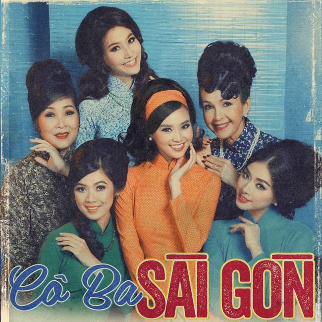 Không phải chờ lâu, dân mạng đã ngập tràn ảnh chế poster Cô ba Sài Gòn - Ảnh 1.