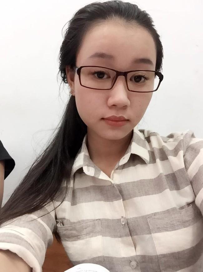Bắt khẩn cấp hot girl 20 tuổi cướp tài sản ở Đà Nẵng - Ảnh 1.