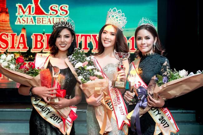 Cử nhân Học viện Hàng không Việt Nam đăng quang người đẹp châu Á - Ảnh 2.
