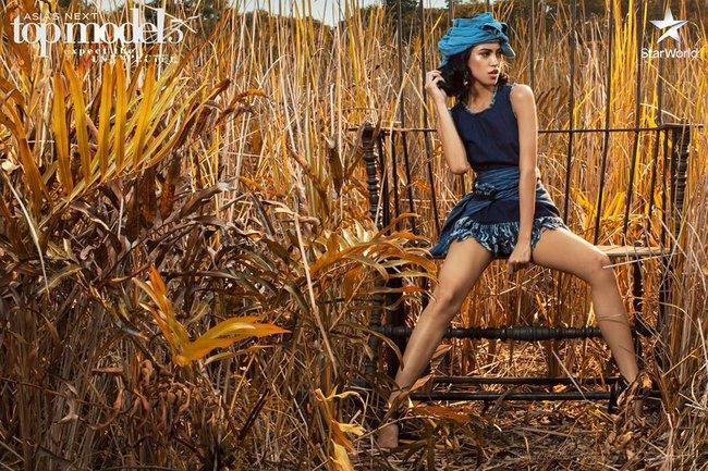 Lại ngất xỉu, nhưng Minh Tú vươn lên hẳn thứ 2 Asias Next Top Model! - Ảnh 16.