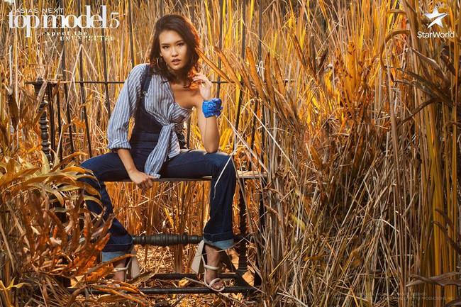 Lại ngất xỉu, nhưng Minh Tú vươn lên hẳn thứ 2 Asias Next Top Model! - Ảnh 8.