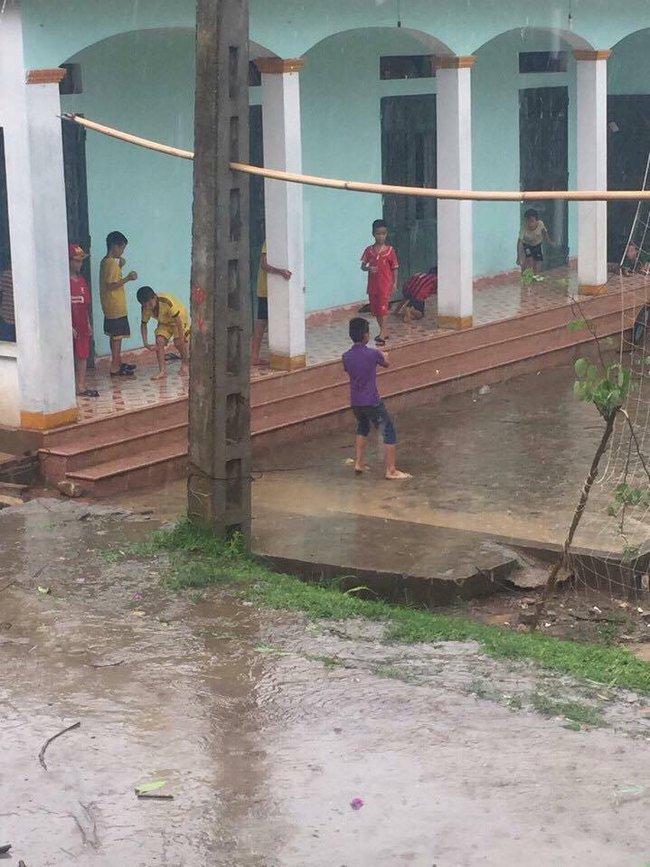Xuất hiện mưa đá lớn ở Hòa Bình - Ảnh 2.