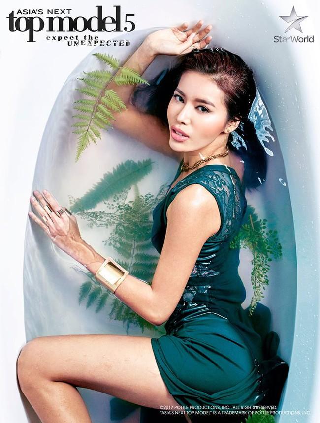 Minh Tú chính thức phá kỷ lục của Việt Nam tại Next Top châu Á - Ảnh 4.