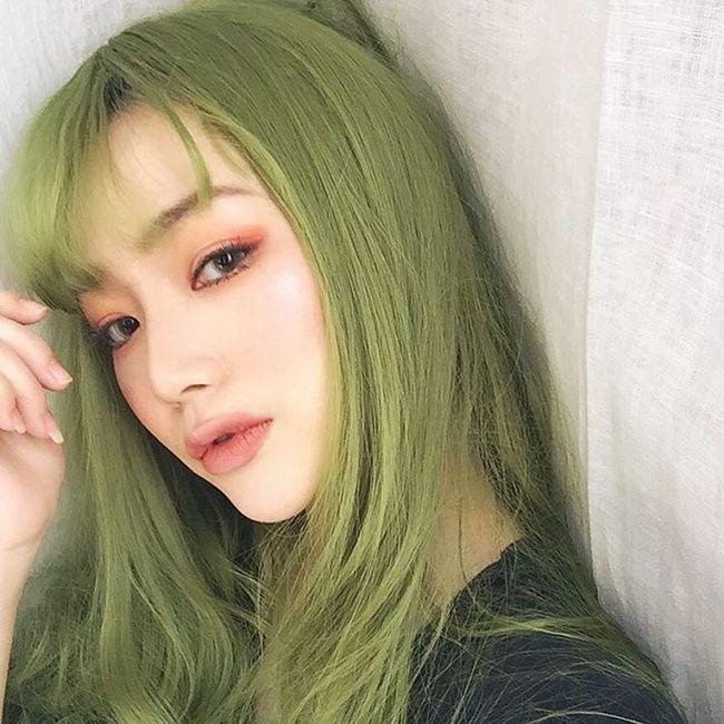 Các cô nàng sành điệu nhất châu Á đang thi nhau nhuộm 6 màu tóc chất hơn nước quất này bạn đã biết chưa? - Ảnh 5.