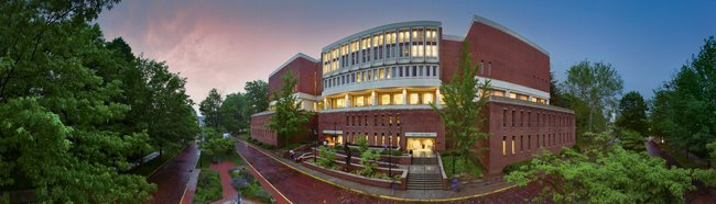 19 thư viện có kiến trúc tuyệt đẹp tại Mỹ - Ảnh 19.